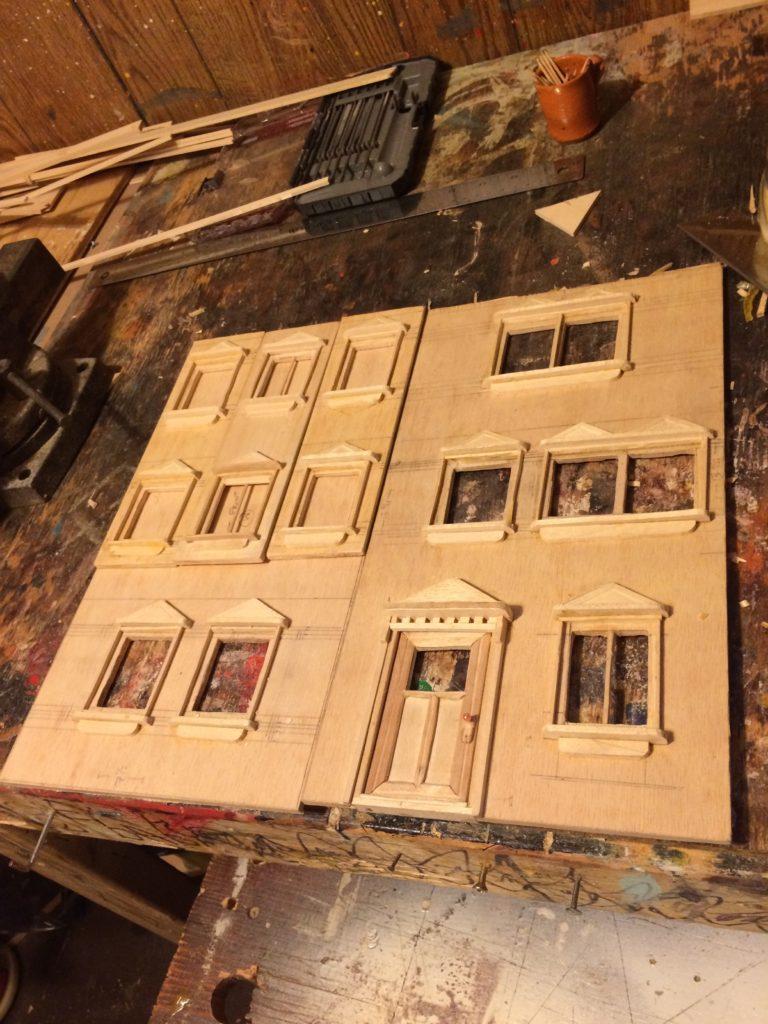 Shot of all 12 windows