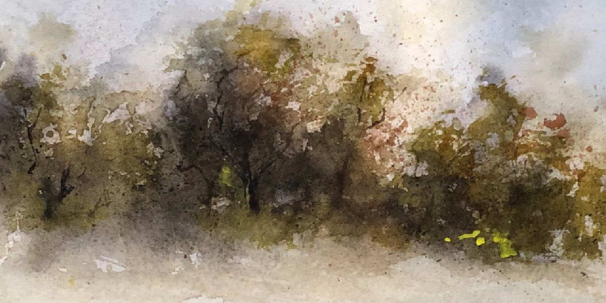 Ray Hendershot Exercise: Distant Trees