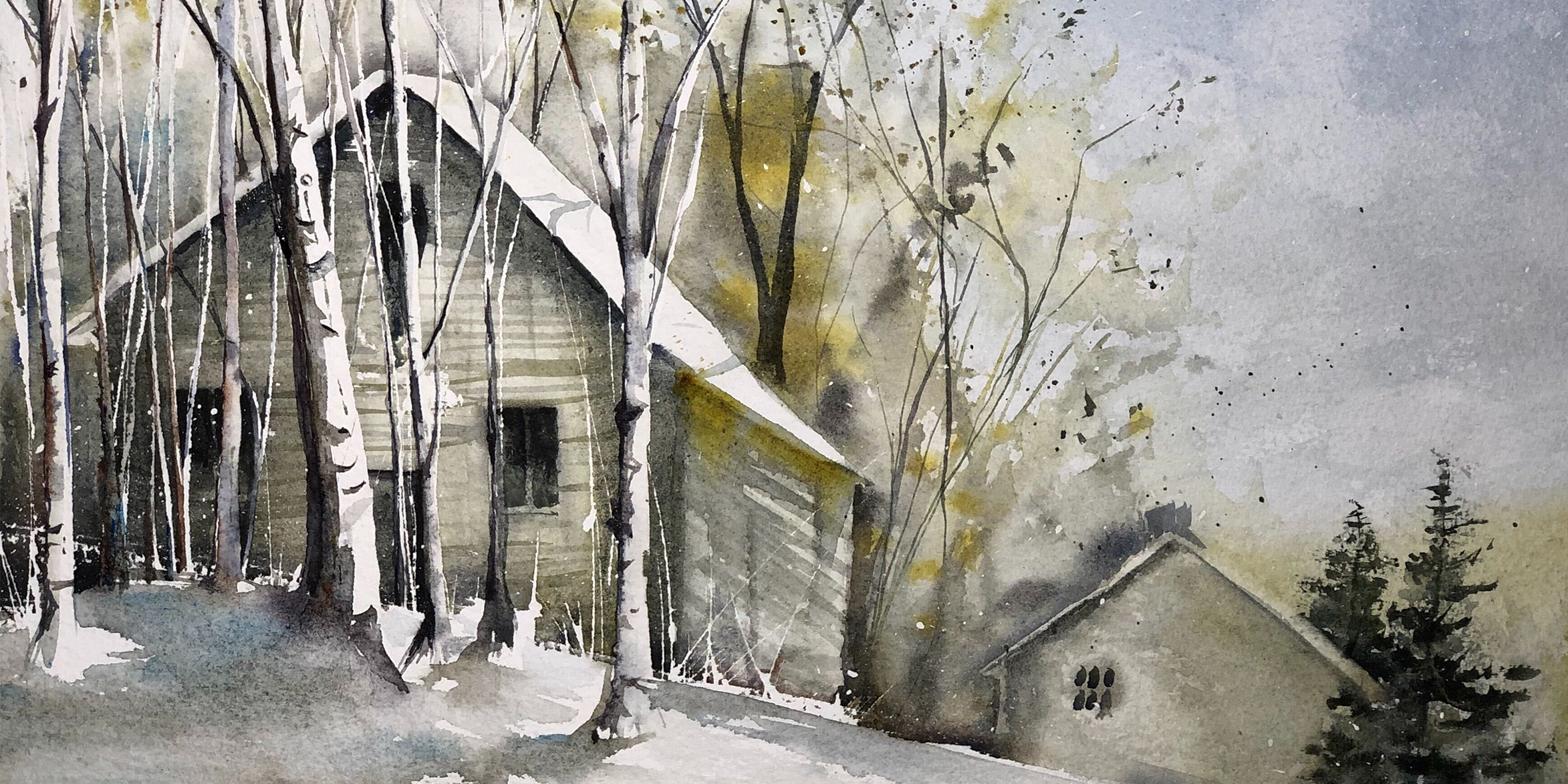 Ray Hendershot Exercise: Birch Trees