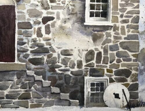Ray Hendershot Exercise, Fieldstone Building: #1